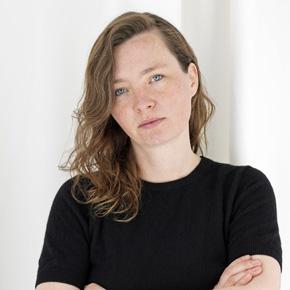 Like a Satellite: Katja Aufleger