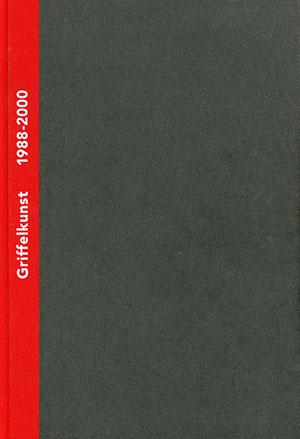 Griffelkunst – Verzeichnis der Editionen 1976-2000, Band II
