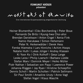 Monsters of Drawing – mit Heiner Blumenthal, Fernando de Brito