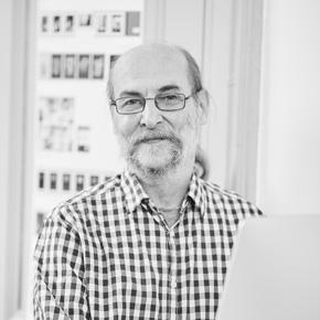 Über uns: Volker Peters