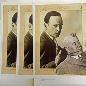 Der Mann mit der Schere: John Heartfield